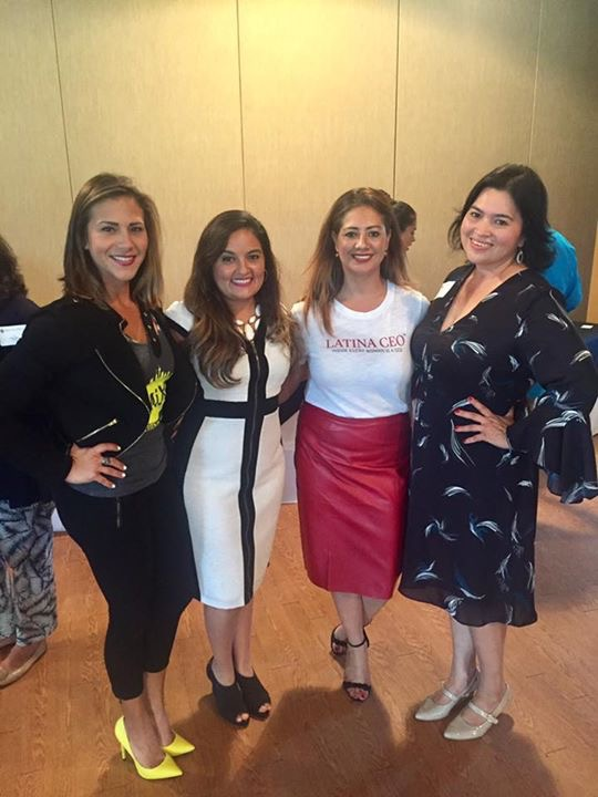 LATINA CEO BLOGGERS