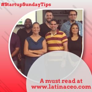 #startupsundaystips